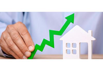 Huizenprijzen stijgen voor het eerst in 3 jaar