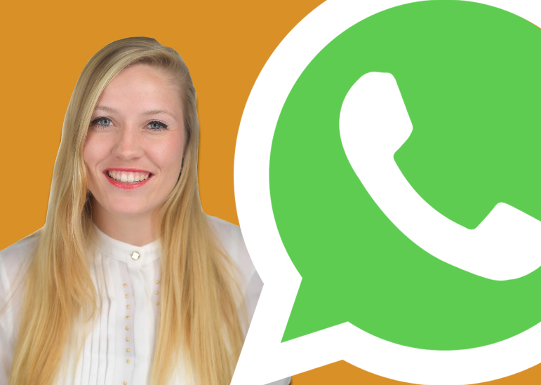 Sneller contact met ons via Whatsapp